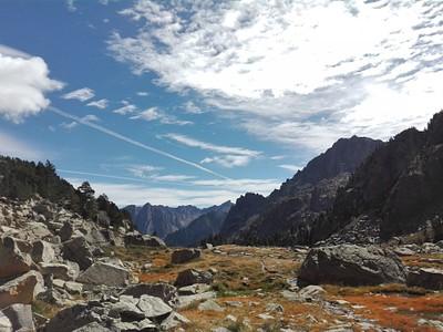 הדרך ל sant maurici